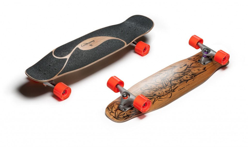 Poke - Loaded longboards - longboard