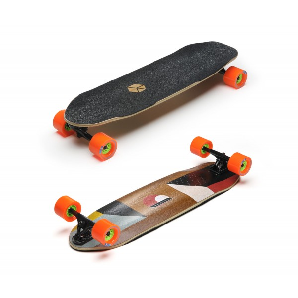 Truncated  Tesseract - Loaded -  longboard