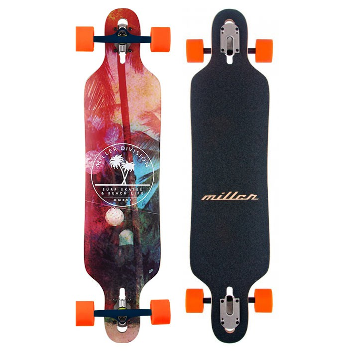 Miller Palm Beach   - longboard