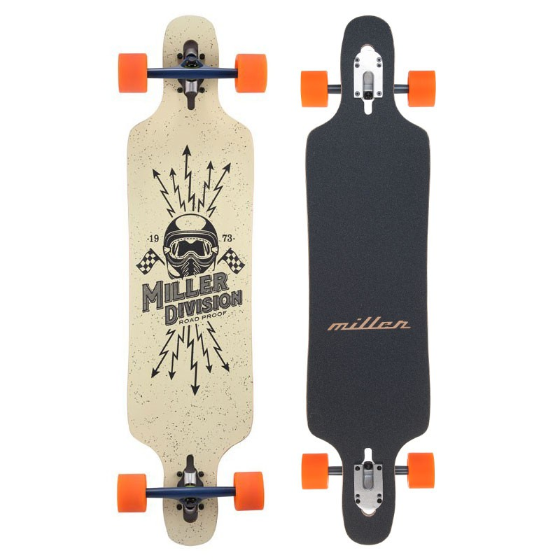 Miller Road Proof  - longboard
