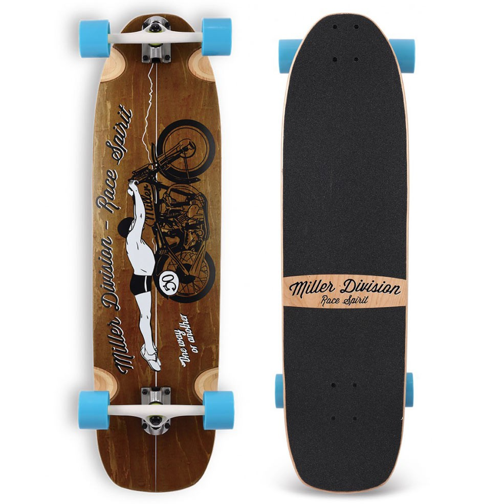 Miller Speed Way  - longboard