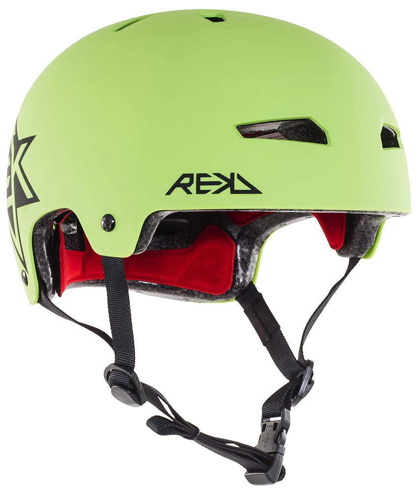 Rekd - Elite Icon Green - helma