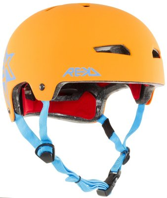 Rekd - Elite Icon Orange - helma