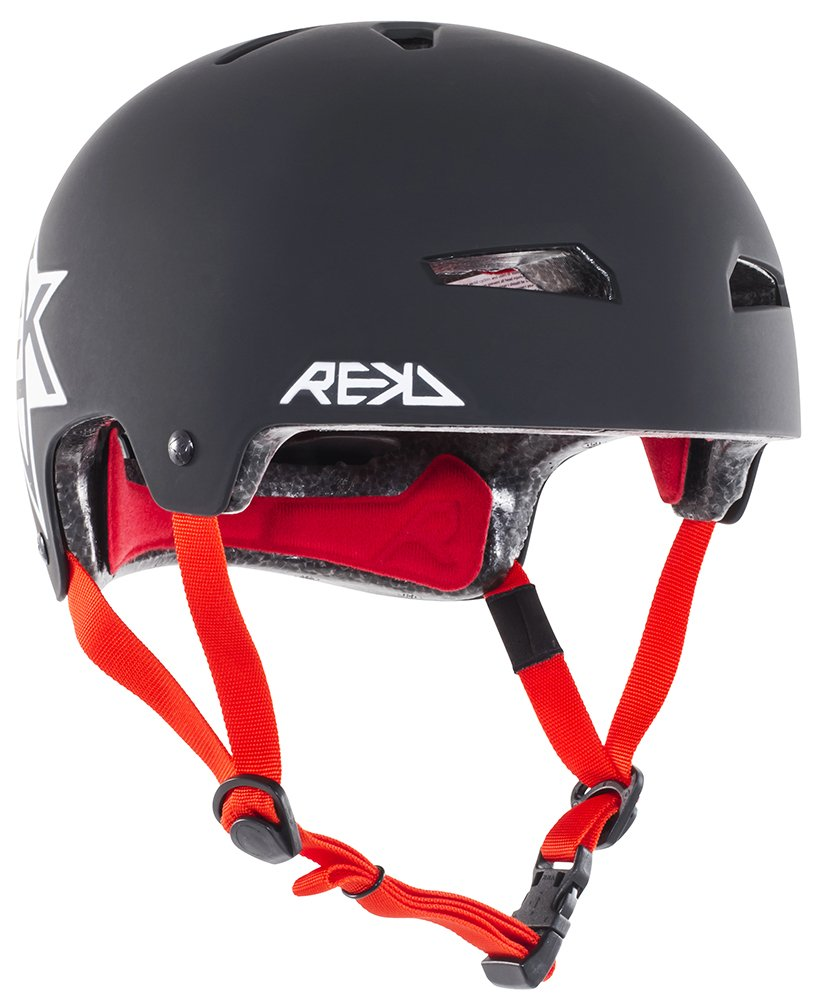 Rekd - Elite Icon Black/Red - helma