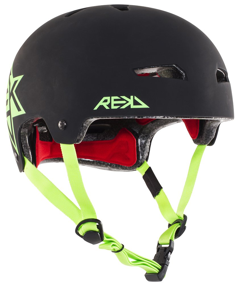 Rekd - Elite Icon Black/Green - helma