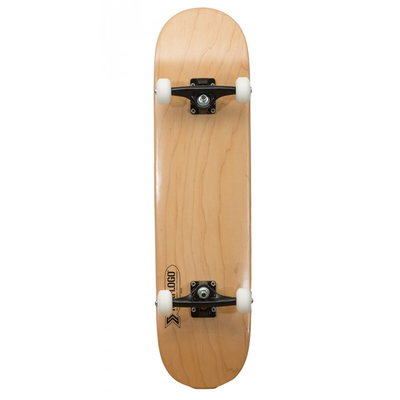 Mini Logo Small Bomb Natural x Ambassadors - 8.25 - skateboard