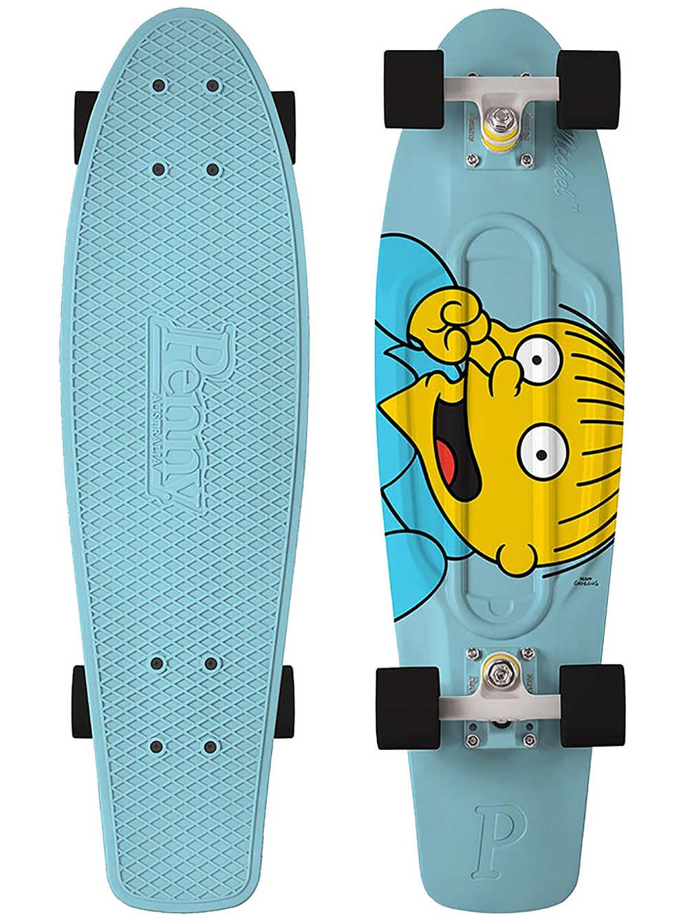 Penny - Simpsons Nickel 27 - Ralph - penny boards