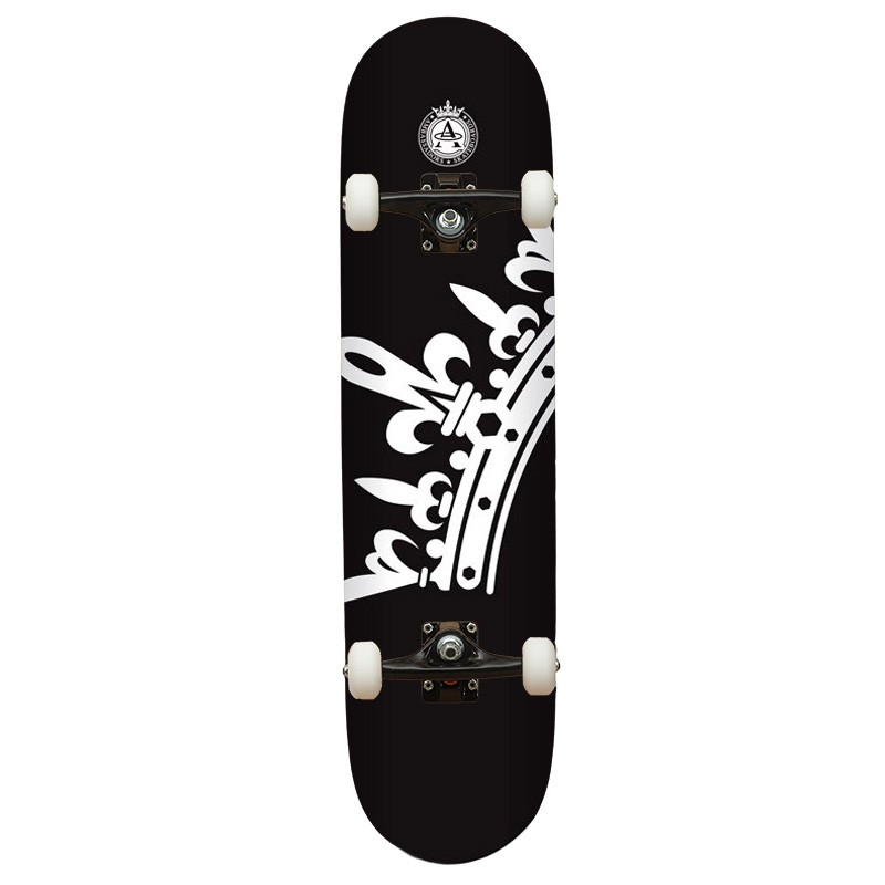 Skateboard Ambassadors White crown 7.88 - skateboard