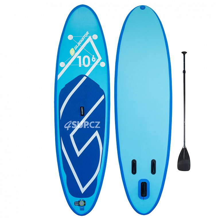 Gladiator Blue 10,6 - SUP paddleboard
