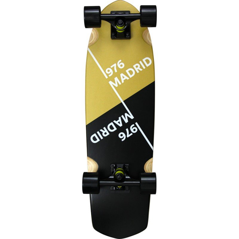"Madrid Picket Slant Gold 28"" - longboard"
