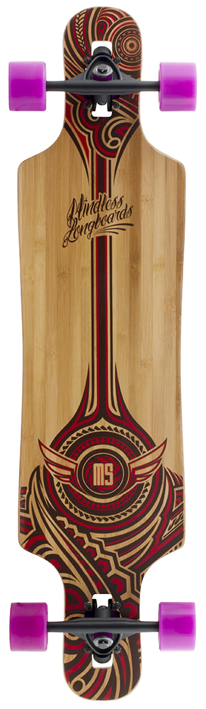 Mindless - Falcon DT - Natural longboard