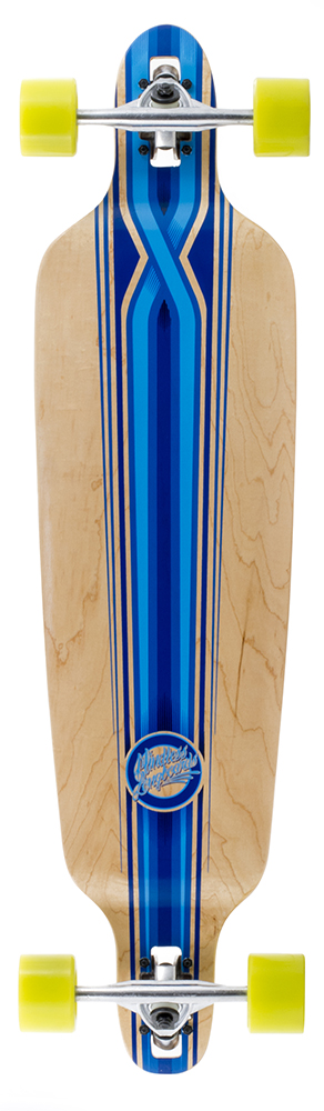 Mindless Savage III blue - longboard