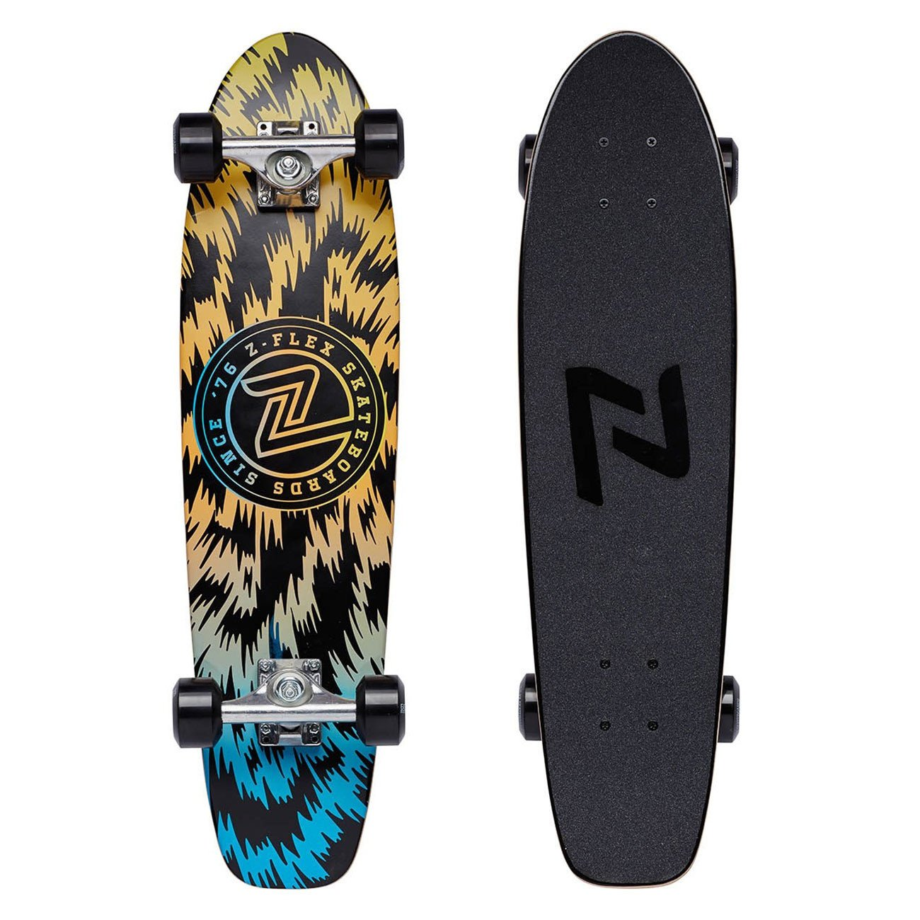Z-Flex Jungle Acid - Longboard Cruiser