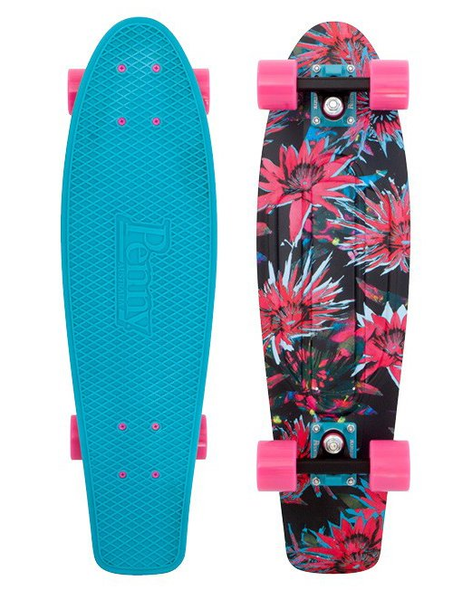 Penny - Nickel 27 - Bloom - penny boards