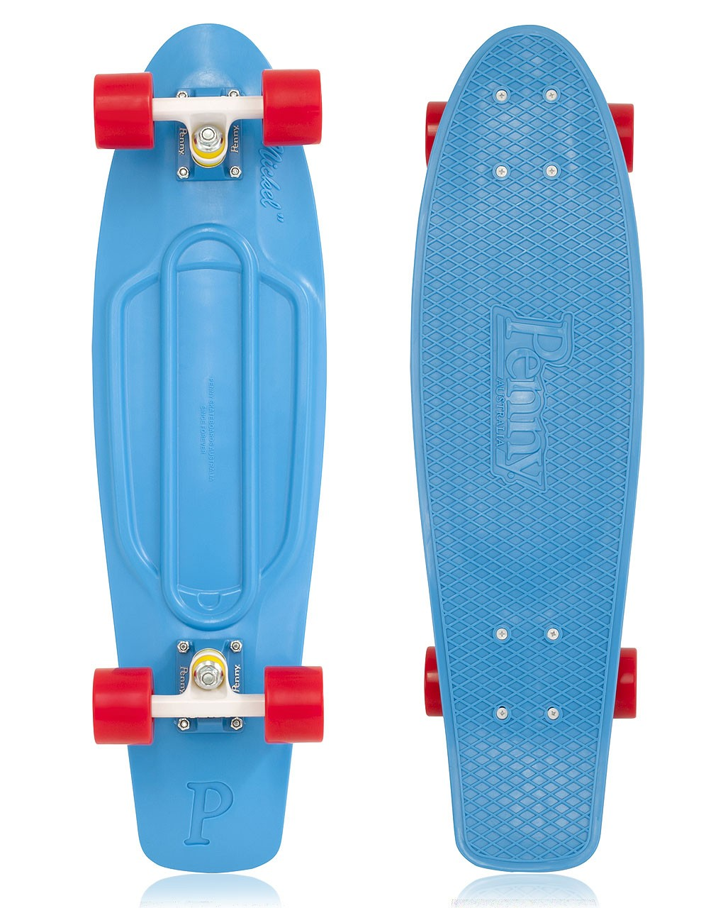Penny - Nickel 27 - Blue - penny boards