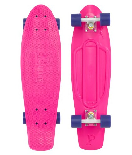 Penny - Nickel 27 - Pink - penny boards