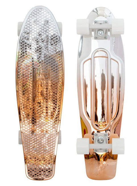 Penny - Nickel 27 - White Copper - penny boards