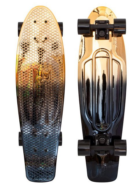 Penny - Nickel 27 - Black Gold - penny boards