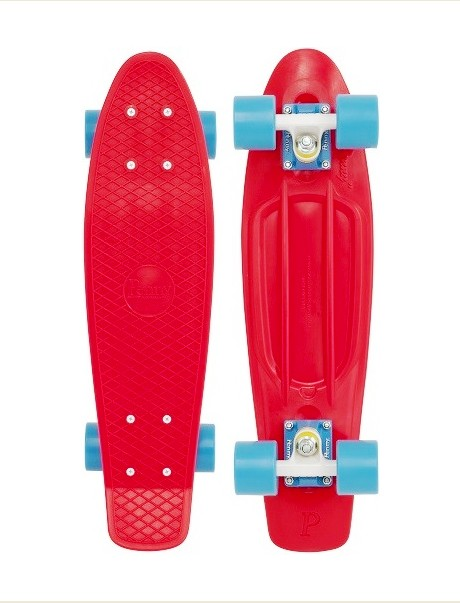 Penny - Original 22 - Red - penny boards