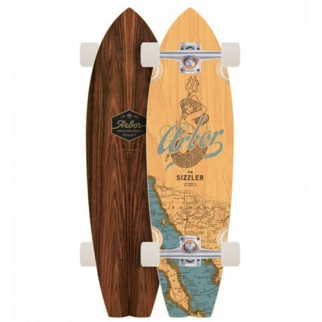 Arbor Sizzler Groundswell Series 'Mermaid' 31