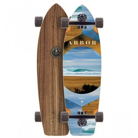 "Arbor Rally Photo Collection 'Nick Liotta' 30.5"" - longboard"