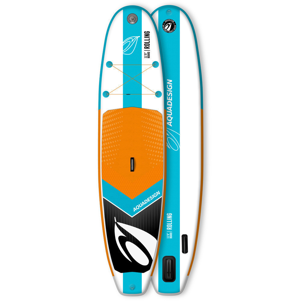 PADDLEBOARD AQUADESIGN ROLLING 11-31 - paddleboard