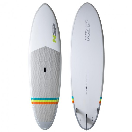 PADDLEBOARD NSP ELEMENTS ALLROUNDER 10-32 - paddleboard