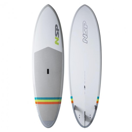 PADDLEBOARD NSP ELEMENTS ALLROUNDER 9,2-29 - paddleboard