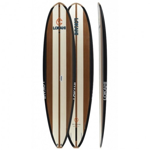 PADDLEBOARD LOKAHI CUSTOM PRO WOOD 10,3 - paddleboard