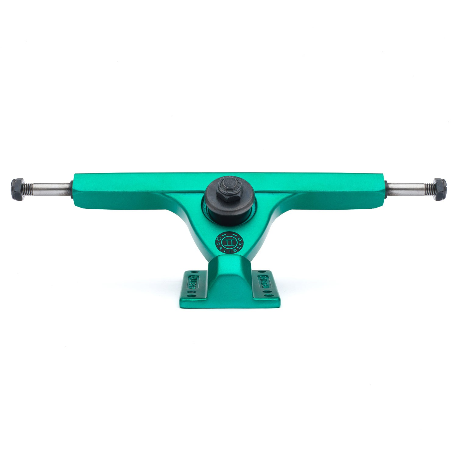 Longboard truck Caliber Caliber II 184mm 44° - midnight satin green - longboard treky