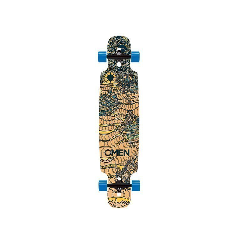 Omen Heavenly Hills - Complete - longboard