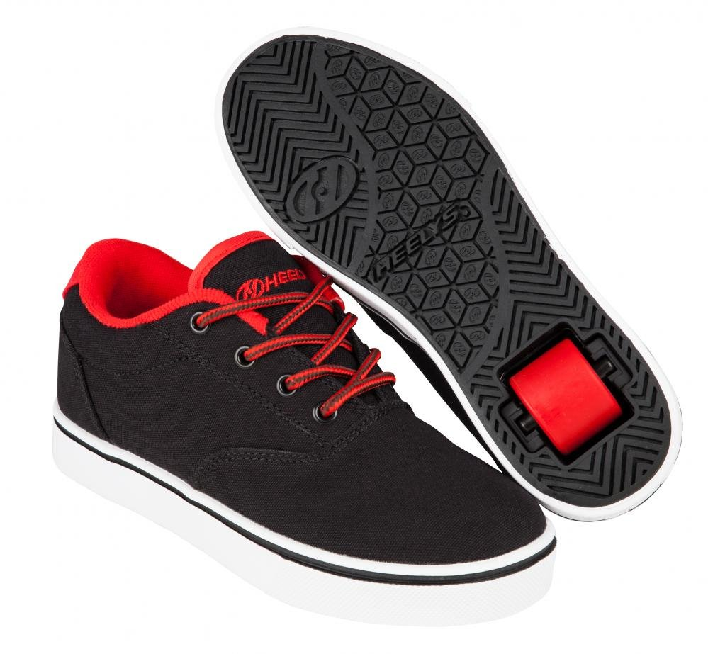 Heelys - Launch Black/Red - koloboty
