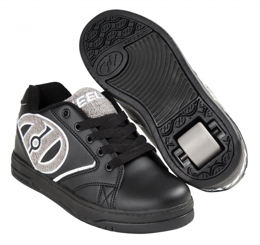 Heelys - Propel Terry Black/Grey - koloboty