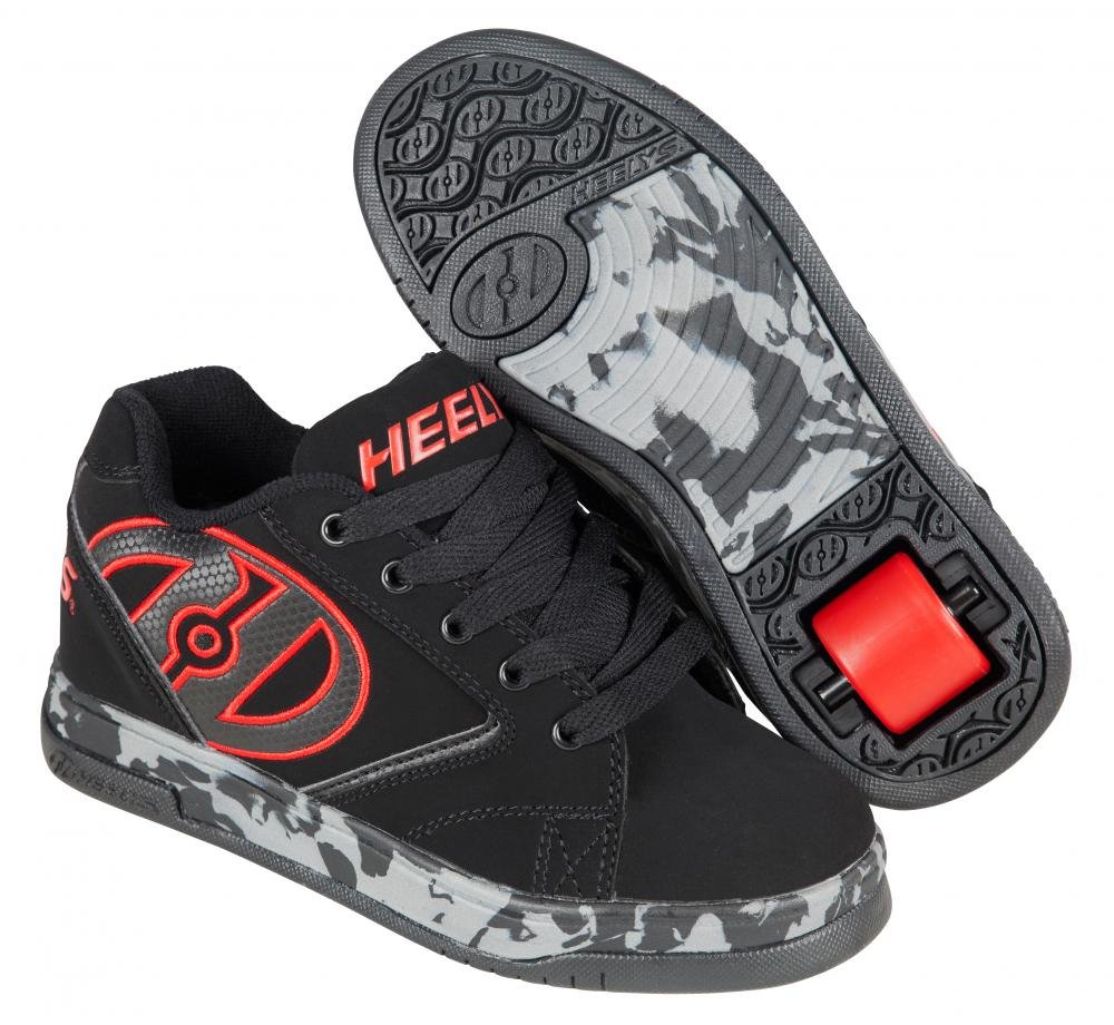 Heelys - Propel 2.0 Black/Red - koloboty