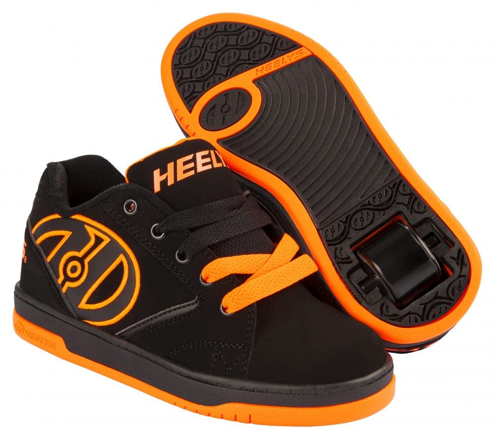 Heelys - Propel 2.0 Black/Orange - koloboty
