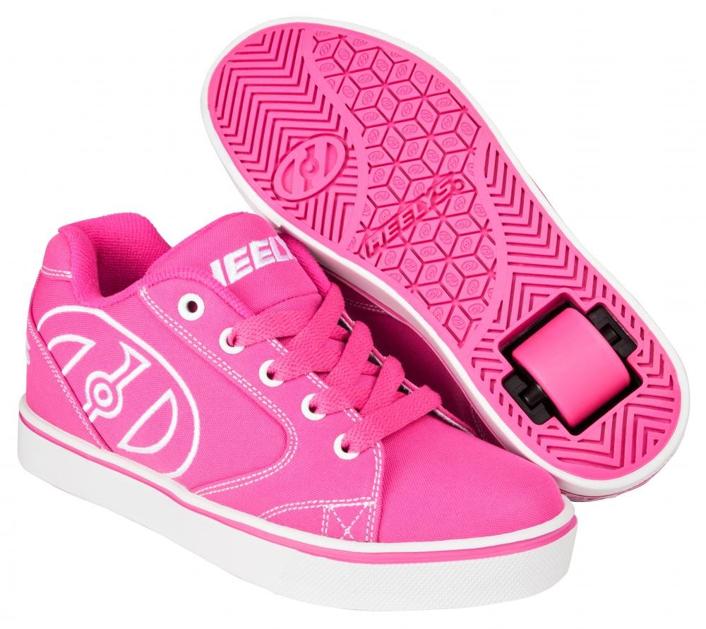 Heelys - Vopel Hot Pink/White - koloboty