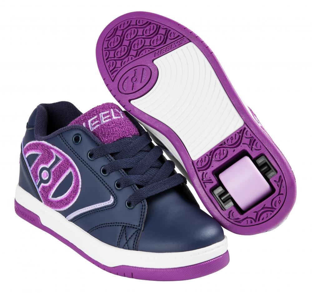 Heelys - Propel Terry Navy/Grape - koloboty