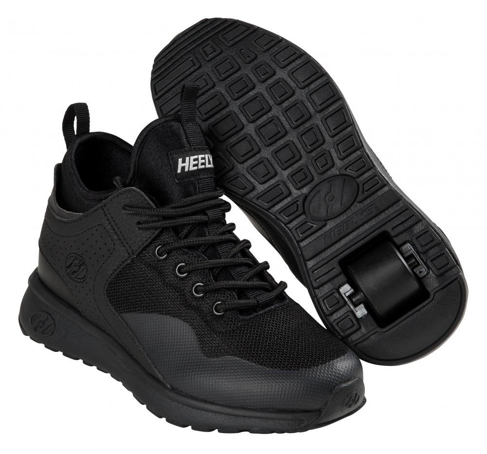 Heelys - Piper Triple Black - koloboty