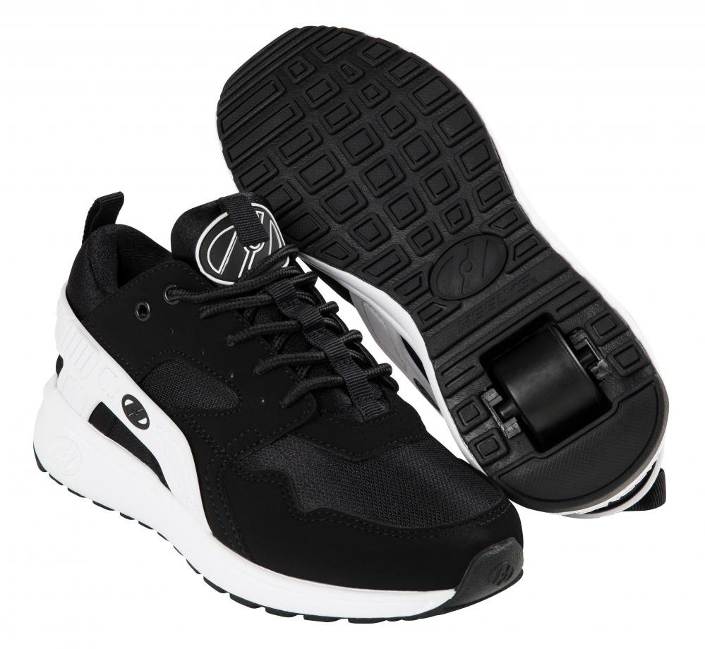 Heelys - Force Black/White - koloboty