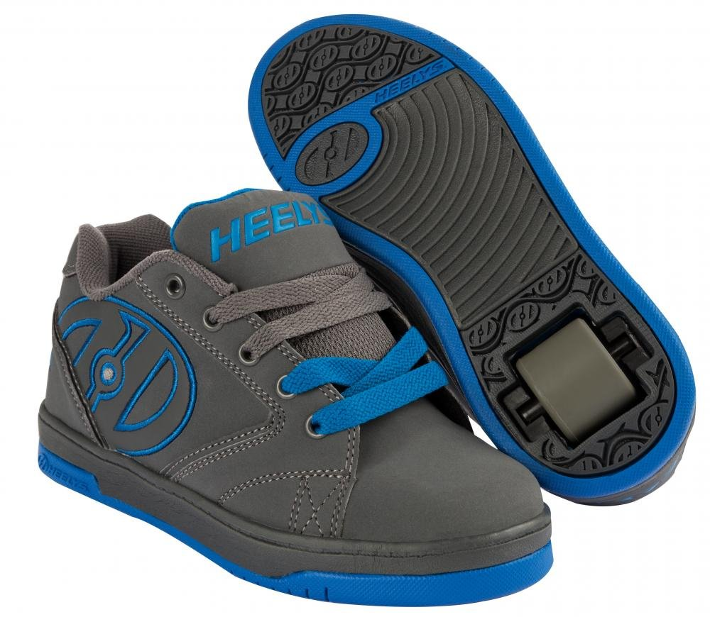 Heelys - Propel 2.0 Grey/Royal - koloboty