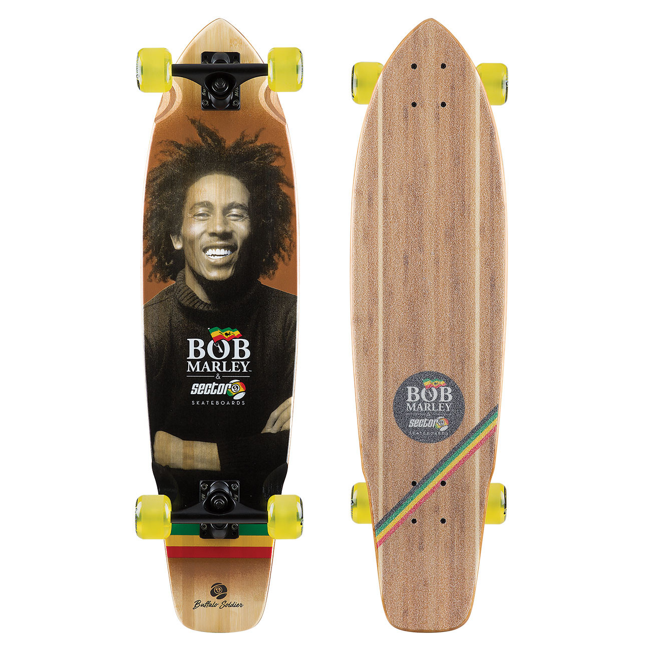 Longboard Sector 9 Buffalo Soldier