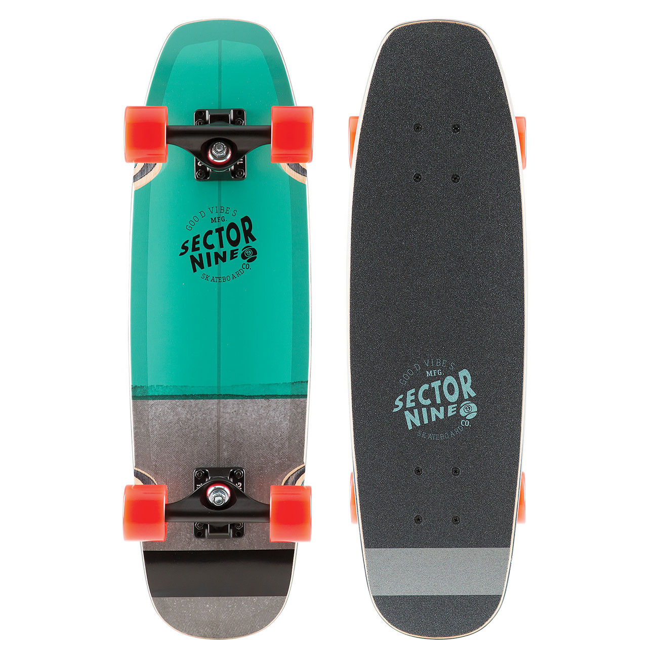 Longboard Sector 9 Bat Ray 26""