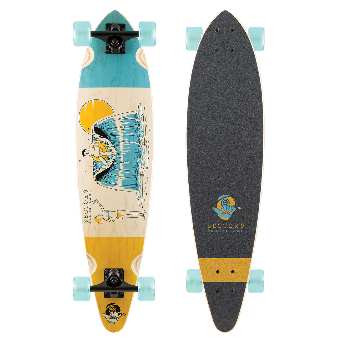 Longboard Sector 9 #thesend 35""