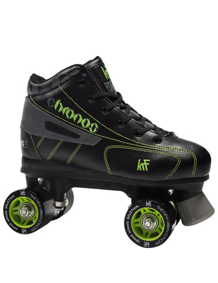 KRF Hockey Chronos Grey/Green Roller Skate