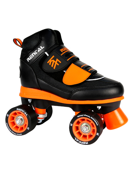 KRF Rental Junior Velcro Roller skate