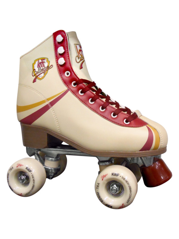 KRF RETRO College Bordeaux Roller Skate