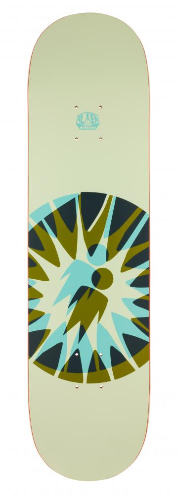 Alien Workshop Logo Deck - Starlite Medium - skate deska