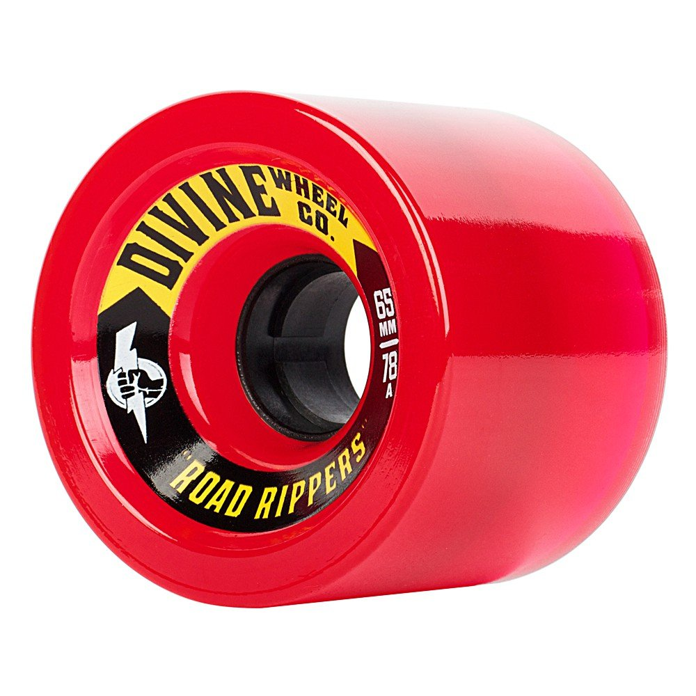 Divine - Road Rippers 65mm/78A Red (sada 4 ks)