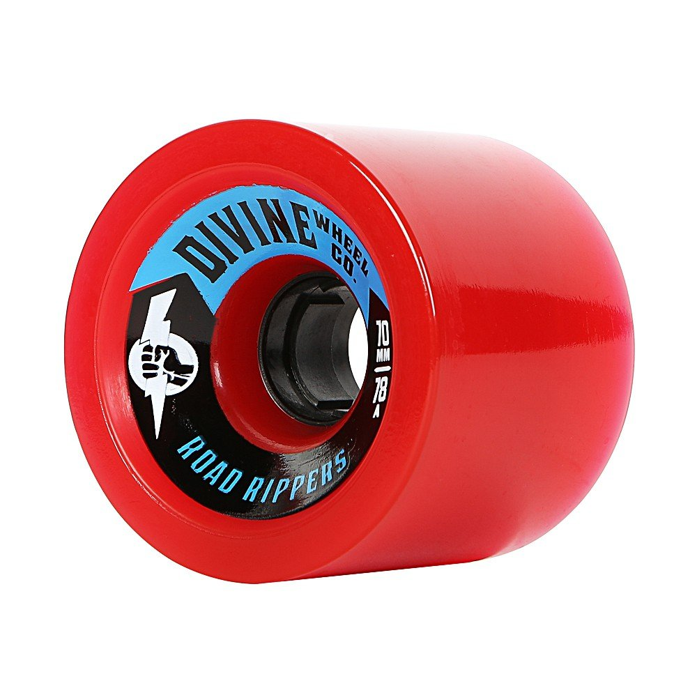 Divine - Road Rippers 70mm/78A Red (sada 4 ks)