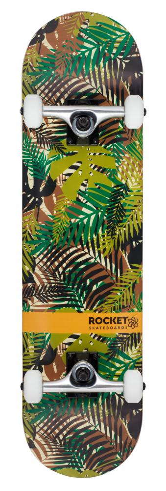 Rocket Complete Skateboard Distinct Series Safari